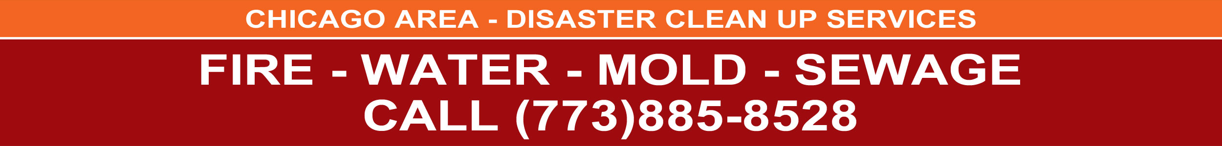 chicago residential disaster services