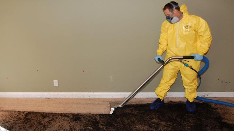 Basement Water Sewage Extraction in Arlington Heights IL