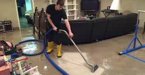 Hyde Park Basement Flood Cleaning