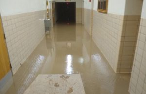 Humboldt Park Water Damage